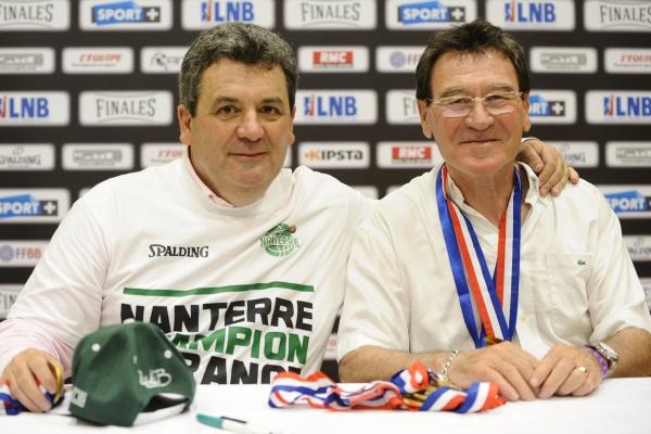 BASKET BALL : Nanterre vs Strasbourg – ProA  – Finale – 08/06/2013