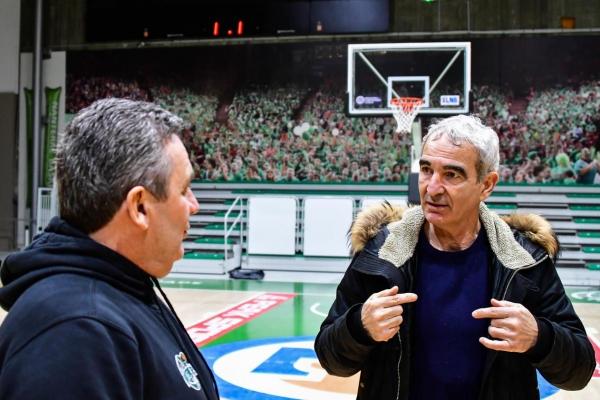 2017 – Pascal et Raymond Domenech
