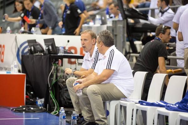 2018 – Pascal et Collet Equipe de France