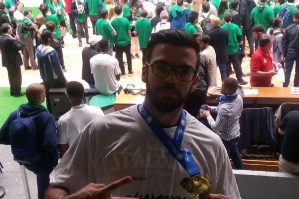 Vincent – Champion Europe