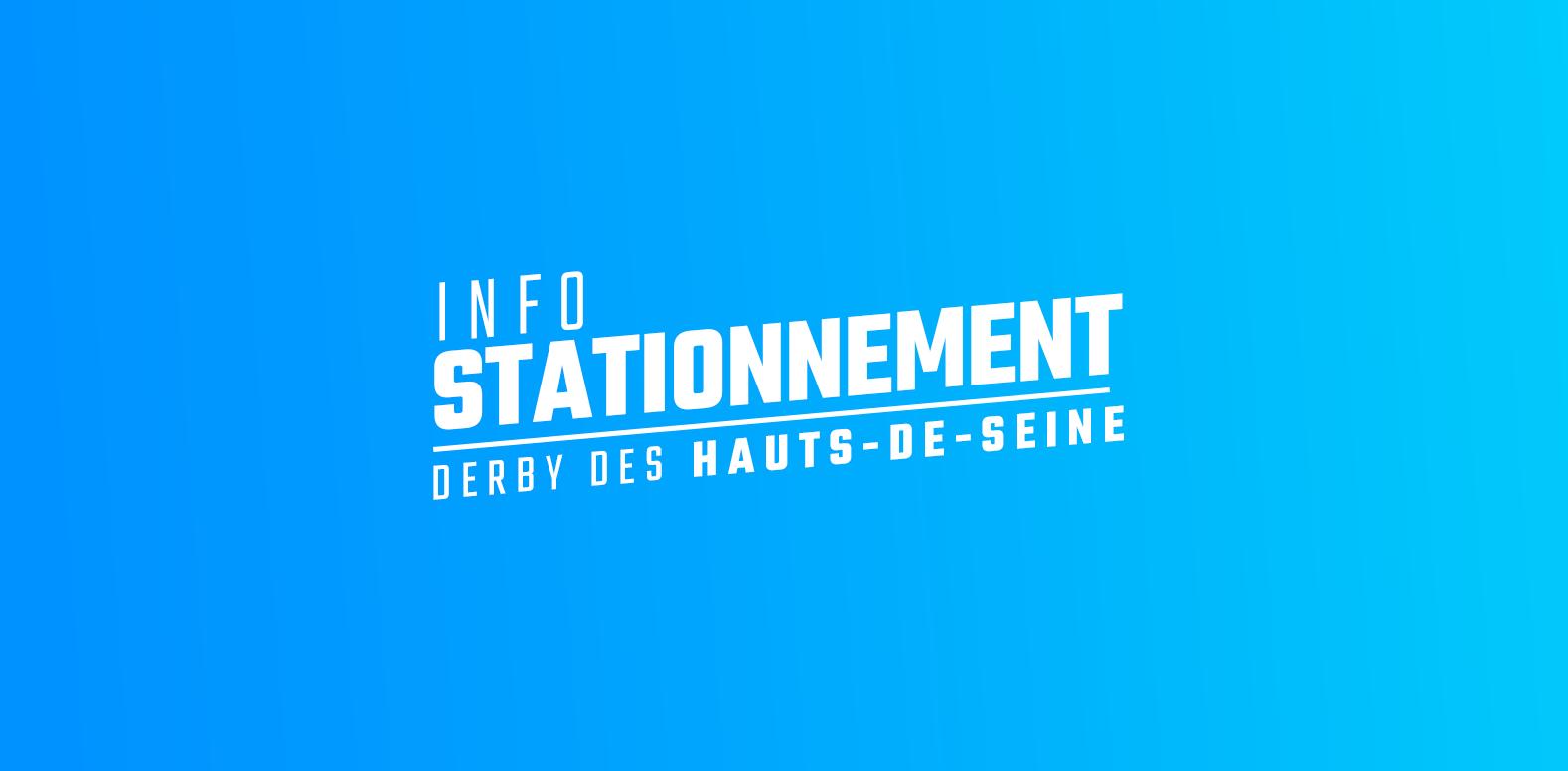 Information stationnement derby des hauts de seine - Piscine palais des sports nanterre ...